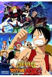 Nonton Film One Piece: Karakuri Castle's Mecha Giant Soldier (2006)