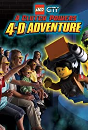 A Clutch Powers 4D Adventure Poster