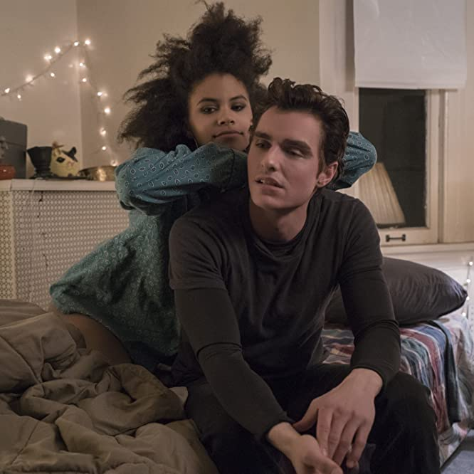 Dave Franco and Zazie Beetz in Easy (2016)