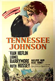 Tennessee Johnson (1942) Poster - Movie Forum, Cast, Reviews
