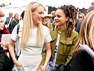 Riley Keough and Sasha Lane at an event for 32nd Film Independent Spirit Awards (2017)