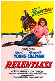 Relentless (1948) Poster - Movie Forum, Cast, Reviews