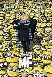 Despicable Me(2010) Poster - Movie Forum, Cast, Reviews