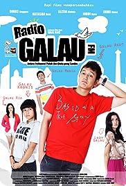Radio Galau FM Poster