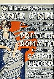 Princess Romanoff Poster