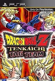Dragon Ball Z Tenkaichi Tag Team Poster