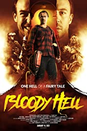 Bloody Hell (2021) poster