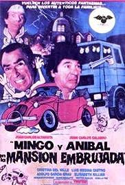 Mingo y Aníbal en la mansión embrujada Poster