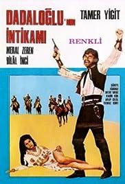 Dadaloglu'nun intikami Poster