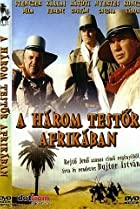 Image of A három testör Afrikában