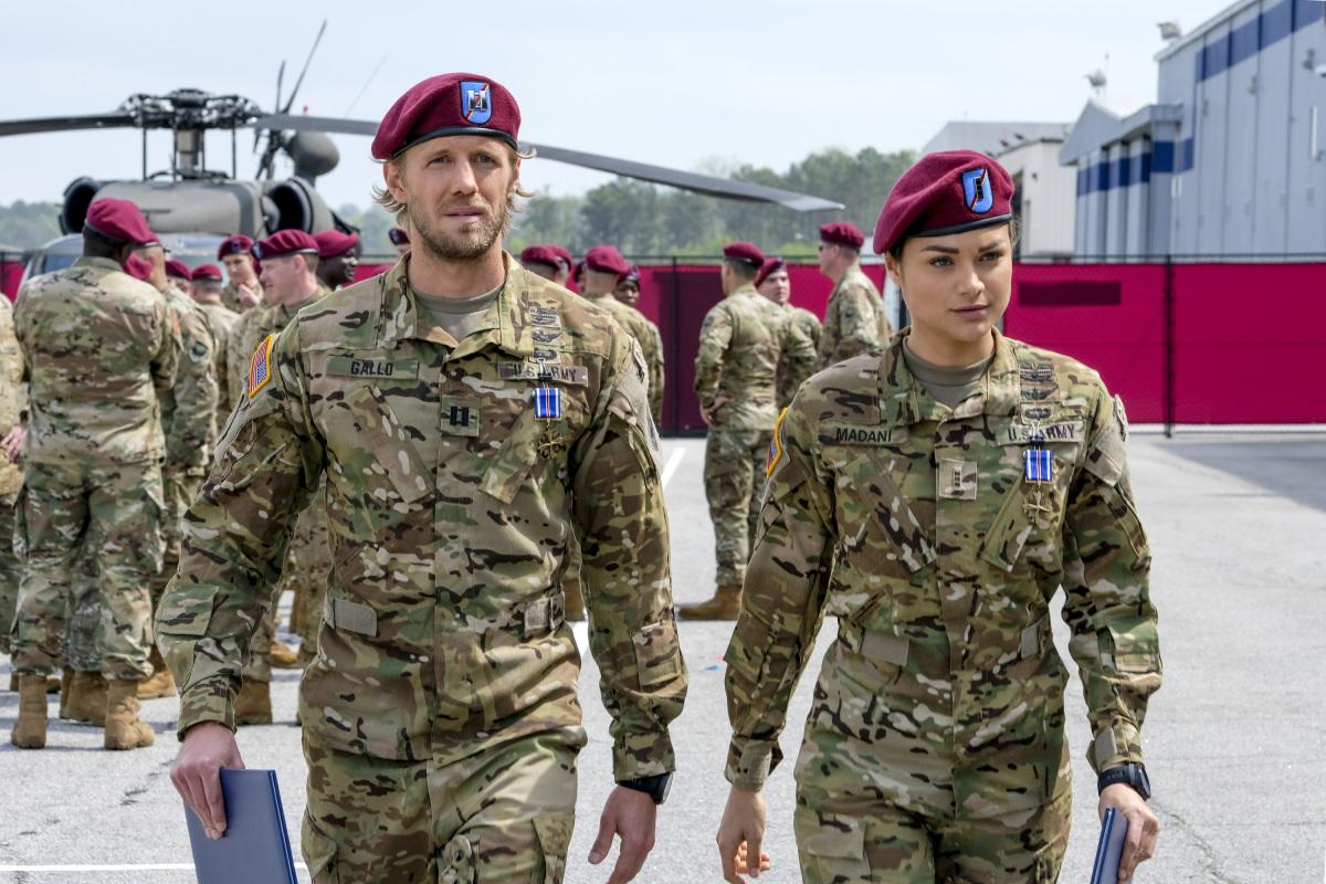 Valor S01E03 – Soldier Ready, serial online subtitrat în Română