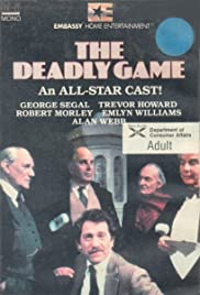 DEADLY GAMES - CLASSIC HORROR SLASHER FROM 1982 DVD for sale