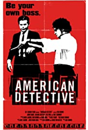 American Detective Poster