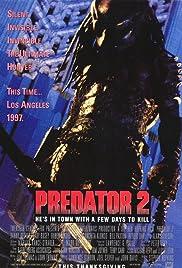 Predator 2(1990) Poster - Movie Forum, Cast, Reviews