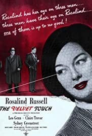 The Velvet Touch (1948) Poster - Movie Forum, Cast, Reviews