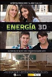 Energía 3D Poster
