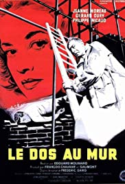 Back to the Wall (1958) Poster - Movie Forum, Cast, Reviews