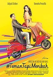 #TemanTapiMenikah poster