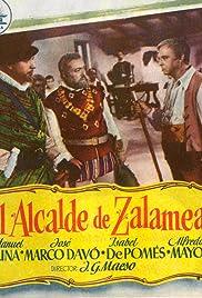 El alcalde de Zalamea Poster
