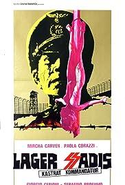 Lager SSadis Kastrat Kommandantur(1976) Poster - Movie Forum, Cast, Reviews