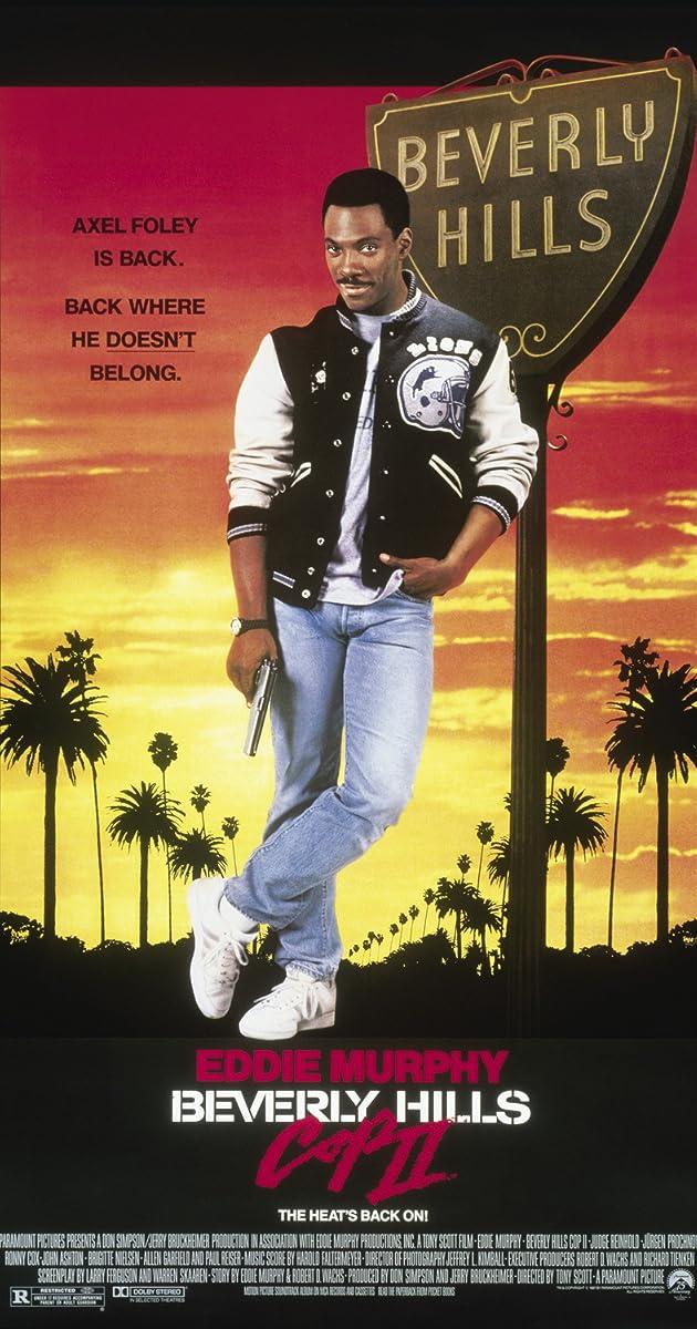 Beverli Hilso Policininkas II / Beverly Hills Cop II (1987) Online