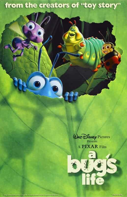 A Bug's Life >> 30s review