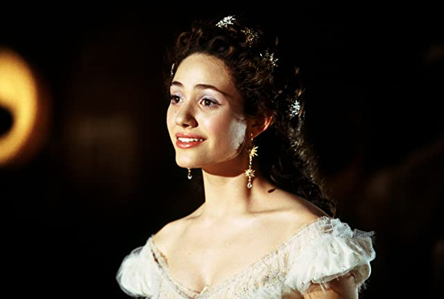 Emmy Rossum in The Phantom of the Opera (2004)