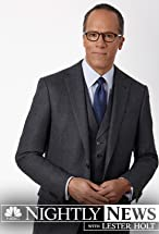 Primary image for NBC Nightly News with Lester Holt