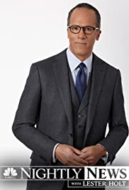 NBC Nightly News with Lester Holt Poster