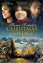 Thomas Kinkade's Christmas Cottage Poster
