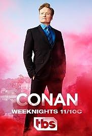 Conan Poster - TV Show Forum, Cast, Reviews