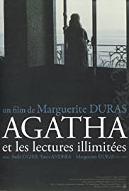 Agatha et les lectures illimitées Poster