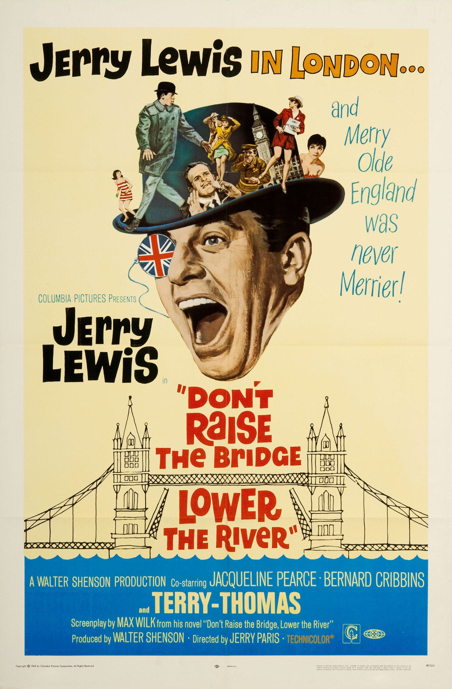 Image Don't Raise the Bridge, Lower the River Watch Full Movie Free Online