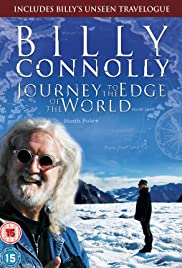 Billy Connolly Journey To The Edge Of The World Poster
