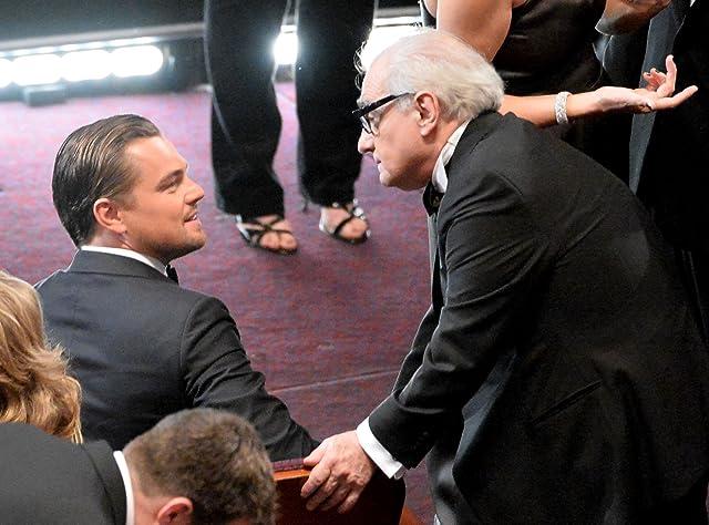 Leonardo DiCaprio and Martin Scorsese at The 86th Annual Academy Awards (2014)