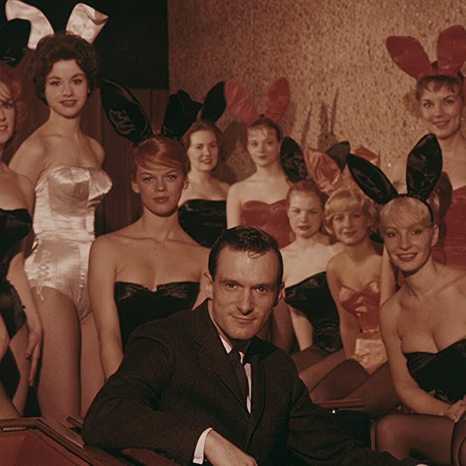 Hugh M. Hefner in American Playboy: The Hugh Hefner Story (2017)