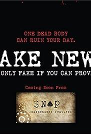 Fake News Poster