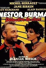 Nestor Burma, détective de choc Poster
