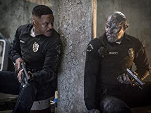 Will Smith and Joel Edgerton in Bright (2017)