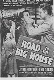 Road to the Big House Poster
