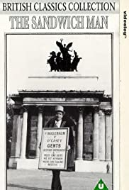 The Sandwich Man Poster