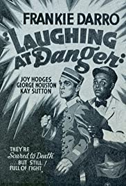Laughing at Danger Poster