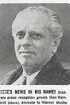 Image of Max Reinhardt