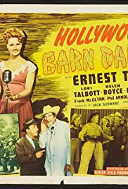 Hollywood Barn Dance Poster