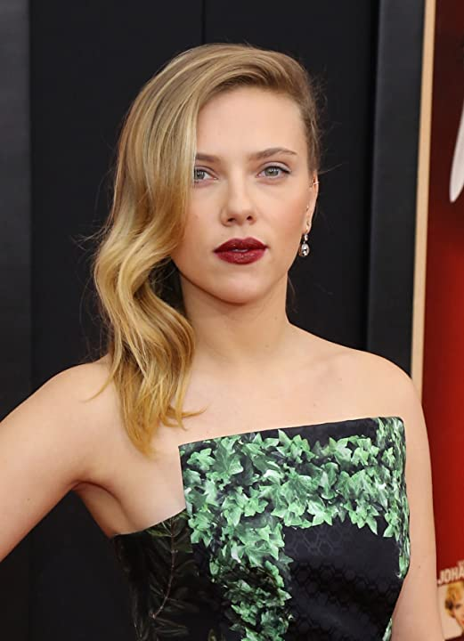 Scarlett Johansson at Hitchcock (2012)
