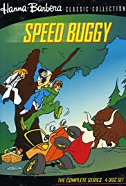 Speed Buggy Poster