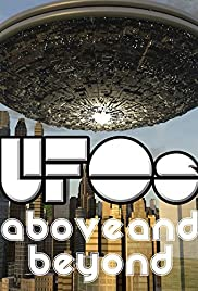 UFOs Above and Beyond Poster