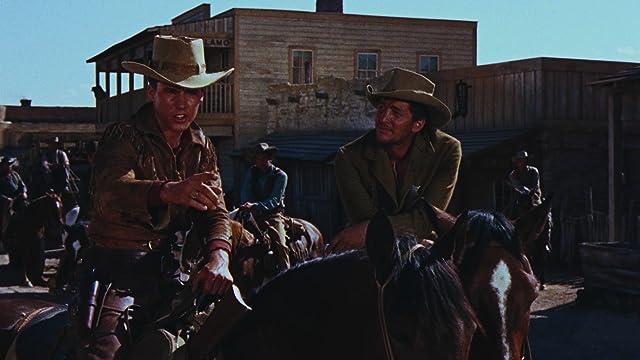 Dean Martin and Ricky Nelson in Rio Bravo (1959)