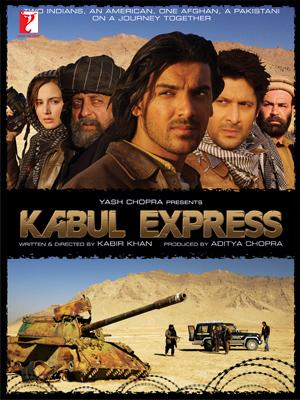 Kabul Express 2006 Hindi DvDRip