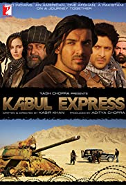 Kabul Express (2006) Poster - Movie Forum, Cast, Reviews